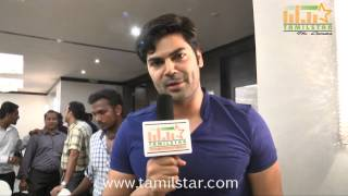 Venkatraman Speaks at Indian Badminton Celebrity League Launch