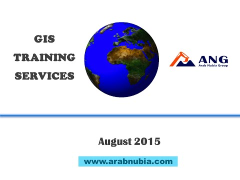 GIS Training courses - YouTube