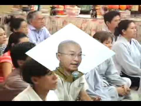 Hội nghị thượng đỉnh Phật Giáo Thế Giới (11/11/2008)