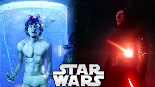 Why Didn't Chewbacca's Blaster Kill Kylo Ren in The Force Awakens? - Star Wars Theory Explained
