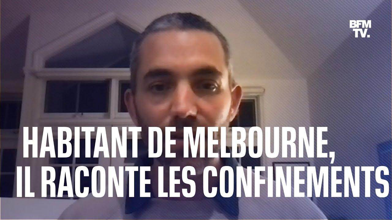 Habitant de Melbourne, il raconte ses 260 jours de confinement