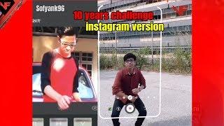 10 Years Challenge Parody