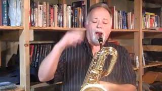 Denis DiBlasio, Jazz Improvisation Tips - Solo on One Scale