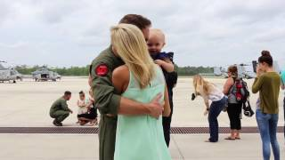 Military Homecoming | Utterback Family