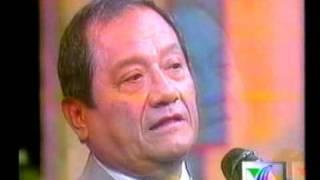 """ARMANDO MANZANERO & LIZETTE - """"NADA PERSONAL"""""""