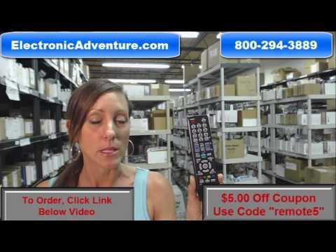 Original Samsung BP59-00138A TV Remote Control(BP5900138A) $5 Off Coupon - ElectronicAdventure.com