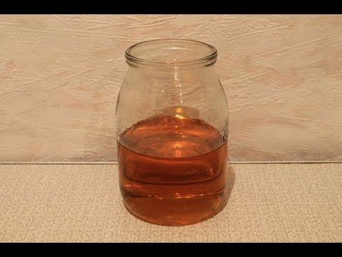 Искусственный МЕД рецепт - Сахарный  сироп для мастики