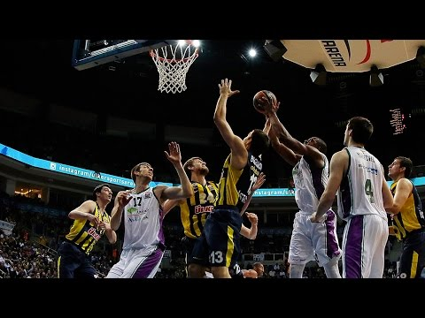 Highlights: Top 16, Round 12 vs. Unicaja Malaga