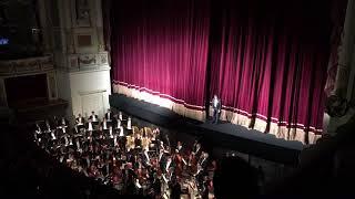 Semperoper Dresden - Schlussapplaus Christian Thielemann