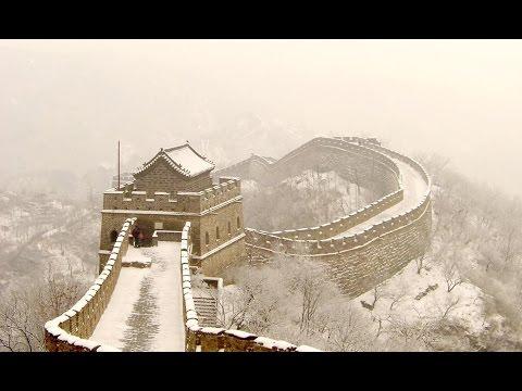 Великая китайская стена. Одно из 7 чудес