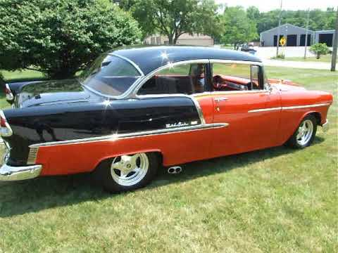 1955 Chevrolet Bel Air (CC-1367837) for sale in North Canton, Ohio