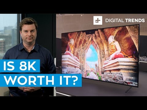 HD vs 4K vs 8K: What's the Difference?