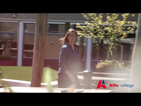 Eline Frans, Alfa-uitblinker 2016 en genomineerd voor MBO Uitblinker 2016