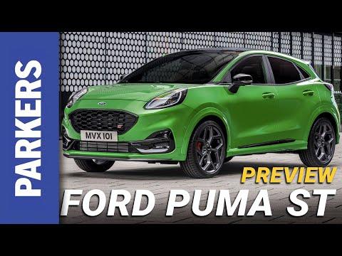 Ford Puma SUV Review Video