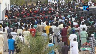Tivaouane :  Les forces de l\'ordre durcissent le ton devant des fidèles déchainés