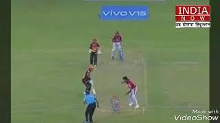 WATCH:Mankading  otherwise,non-striker always at risk when Ashwin bowls! KXIP skipper dismisses Nabi
