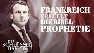 Frankreich erfüllt die Bibelprophetie