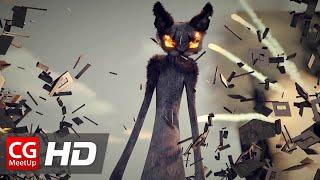 "CGI Animated Short Film HD: ""Catzilla Short"" by Platige Image"