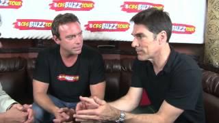 Interview du Comic Con CBS Buzz avec Thomas Gibson et Joe Mantegna