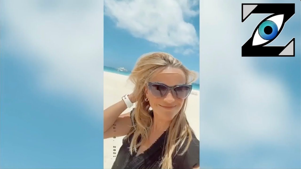 [Zap Réseaux Sociaux] Un aperçu des vacances de Reese Witherspoon ! (20/09/21)