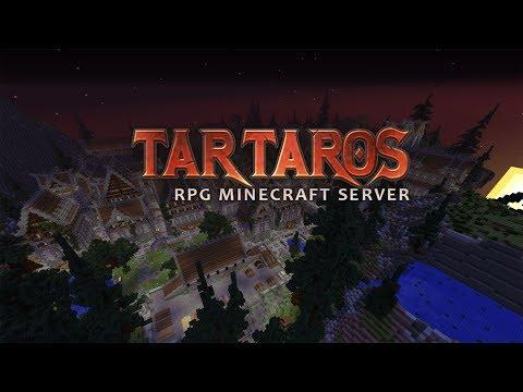 Minecraft RPG server Tartaros [Trailer neboli pozvánka]