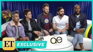 Queer Eye: The Fab Five Dish on Fan Mail and Dream Guest Stars (Exclusive)