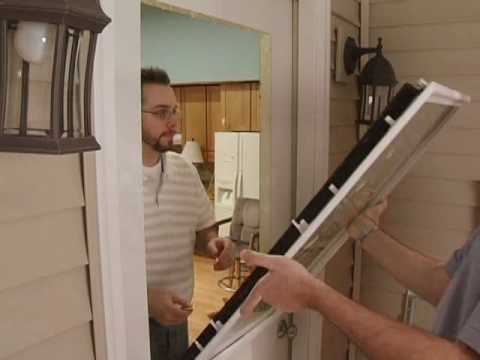 MASTERCRAFT Exterior Doors > Exterior Doors > Door & Window Frame Replacement