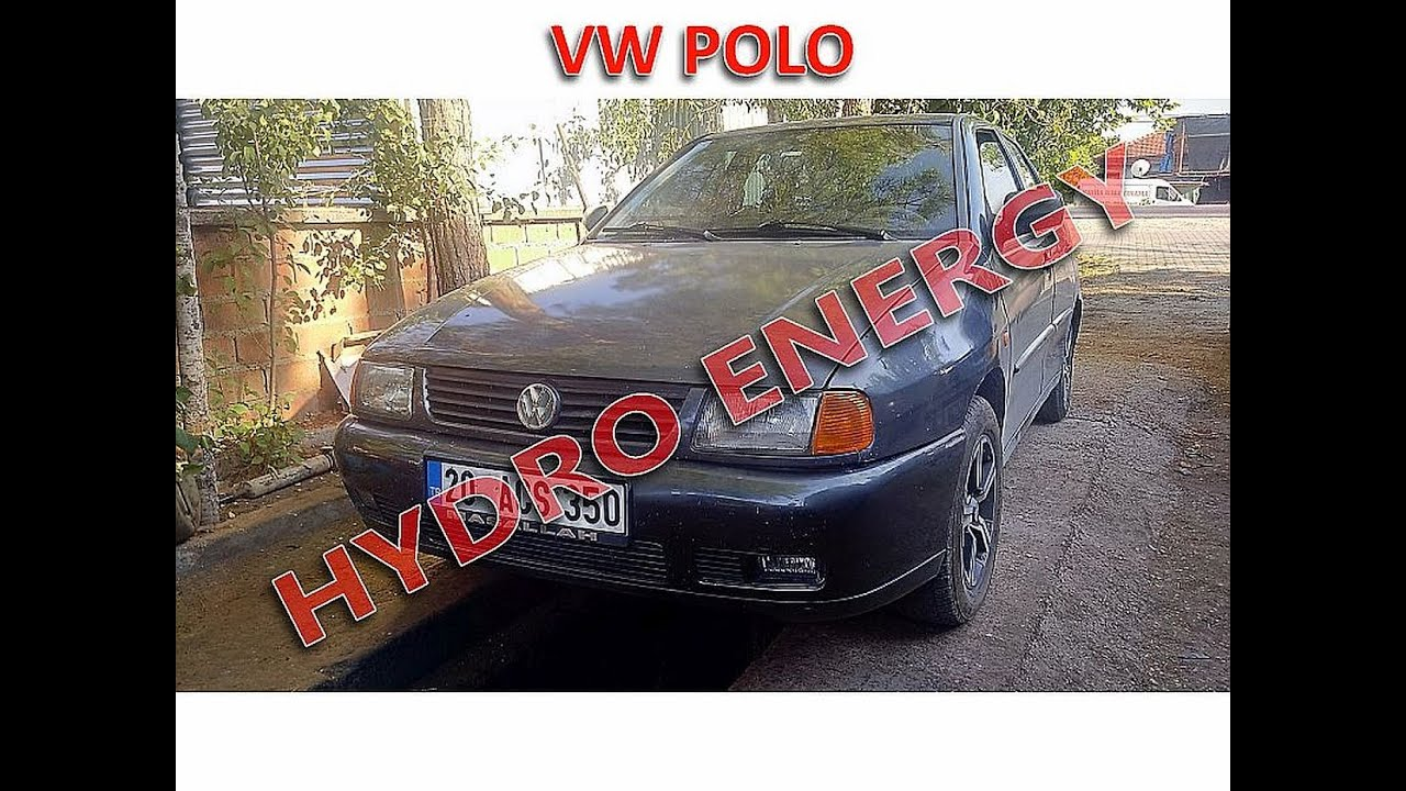 vw polo hidrojen yakıt tasarruf cihazı montajı