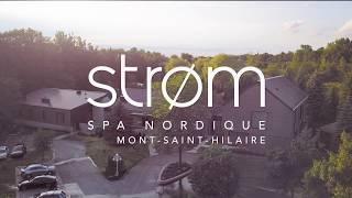 Strøm Nordic Spa Mont-Saint-Hilaire
