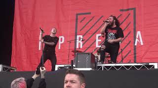 I Prevail   Paranoid (Live Download Melbourne 2019)