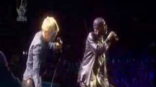 Annie Lennox /  Youssou N'Dour- 7 Seconds (46664 Cape Town)