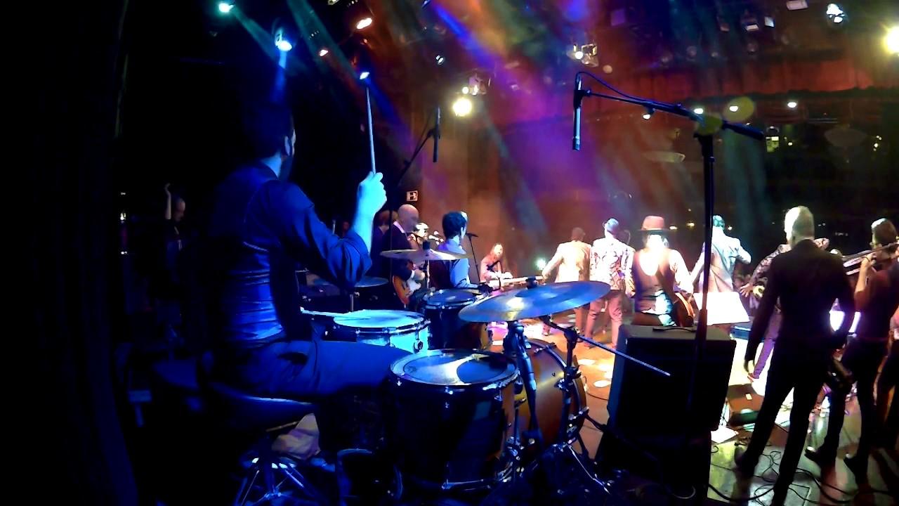 James Brown Tribute - Brodas Bros Medley (Barcelona, 30/12/2016)