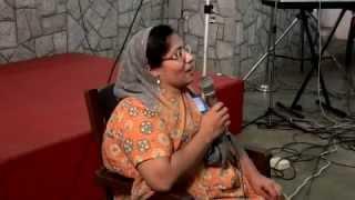 Testimony - Sis.Manju C.M