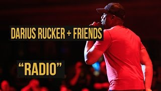 "Darius Rucker Sings ""Radio"" at the Wildhorse Saloon"