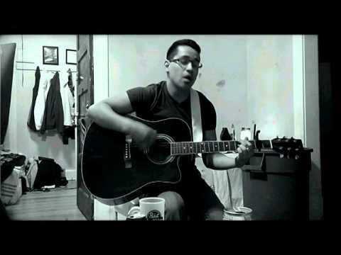 Say Something Acoustic Cover - J.longoria