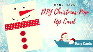 DIY Christmas Pop Up Card. How to make Christmas card #christmas #happynewyear #newyears2018 - - - - - - - - - - - - - - - - - - - - - - - - - - - - - - - -  Подписывайся на мой канал https://goo.gl/sCxmA6  Я в twitter