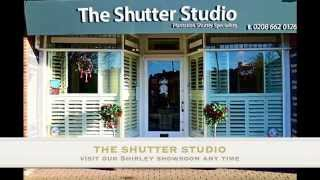 preview picture of video 'Shutters in Caterham, The Shutter Studio'