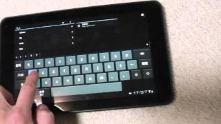 LG Optimus Pad L-06C Hands-On