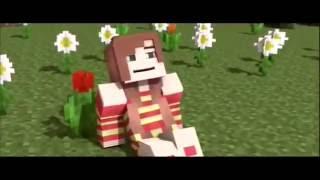 OMFG I Love You Minecraft Animacion