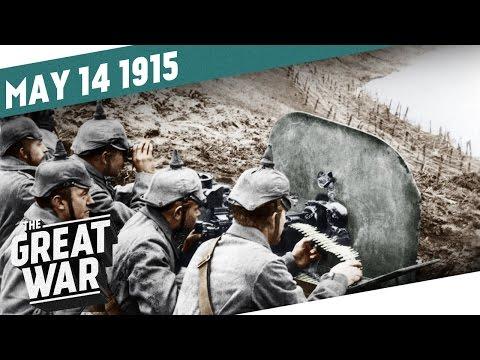 Ruský ústup a bitva o Artois