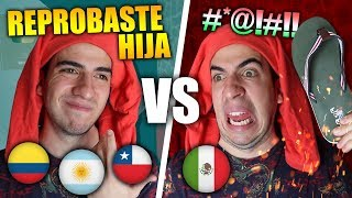 México Vs Resto del Mundo (Parte 5)
