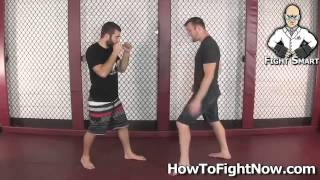 How To Dodge Punches  Travs Head Movement Training  Learn How To Slip a Punch and Counter Punch