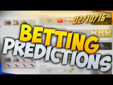 Csgo betting predictions steam group avatars oeroude kunstuiting crypto currency
