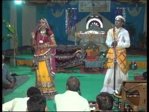 Download 36 Bhagwat Saptah In Gujarati At Kunkavav DHADHI LILA 02 HD Mp4 3GP Video and MP3