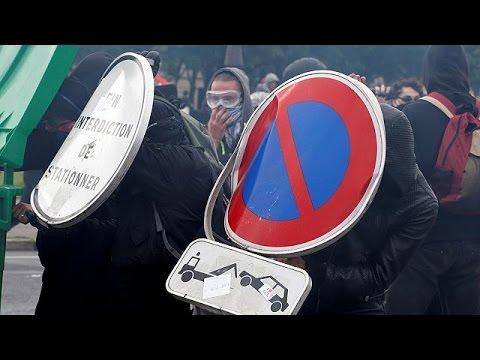Γαλλία: Απαγορεύτηκε η διαδήλωση κατά του νόμου για τα εργασιακά