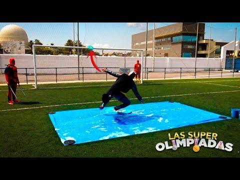 LAS SUPER OLIMPIADAS | Ep.2 [Crazy Crew]