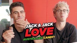 JACK & JACK HALLOWEEN AUSSIE CANDY