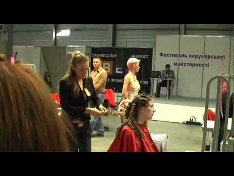 Инь Ян Салон на «Чемпионат «Your Hair Awards 2010″, Киев ( 2-е место в номинации «Full Fashion Look»)