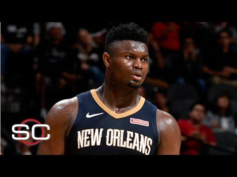 Zion's knee injury not believed to be severe – Adrian Wojnarowski | SportsCenter