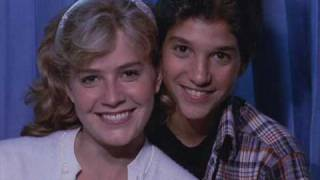 """Karate Kid Soundtrack  """"Young Hearts"""""""